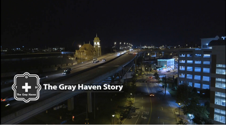 The Gray Haven Project: Sharing your Story