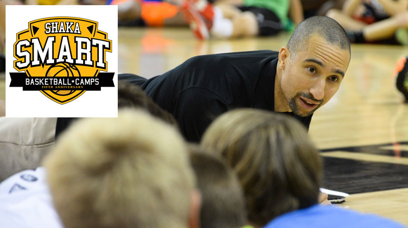 Registration is Open –  2014 Shaka Smart Basketball Camp
