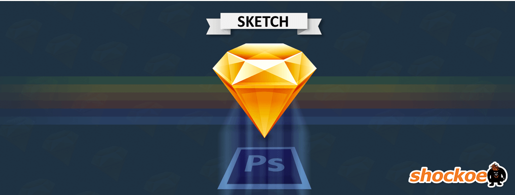 Three reasons why you should design in Sketch versus Photoshop