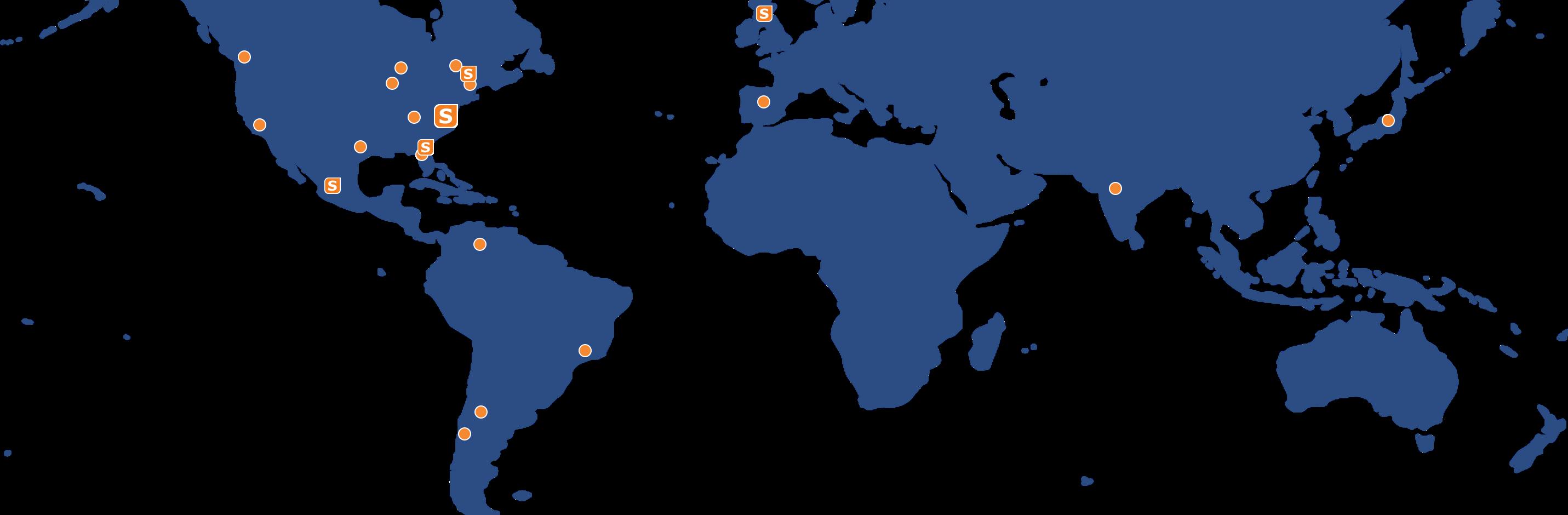 Shockoe Locations