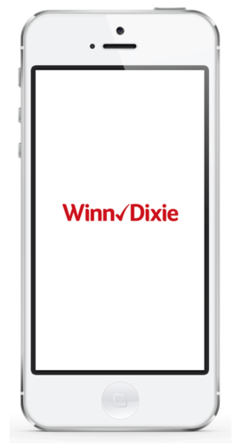 Winn Dixie app Iphone iOS