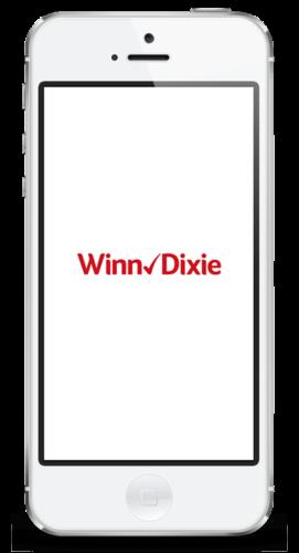 Winn Dixie app Iphone iOS