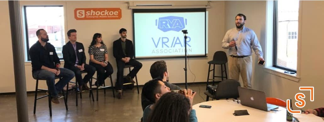 Event Recap: VR in Entertainment