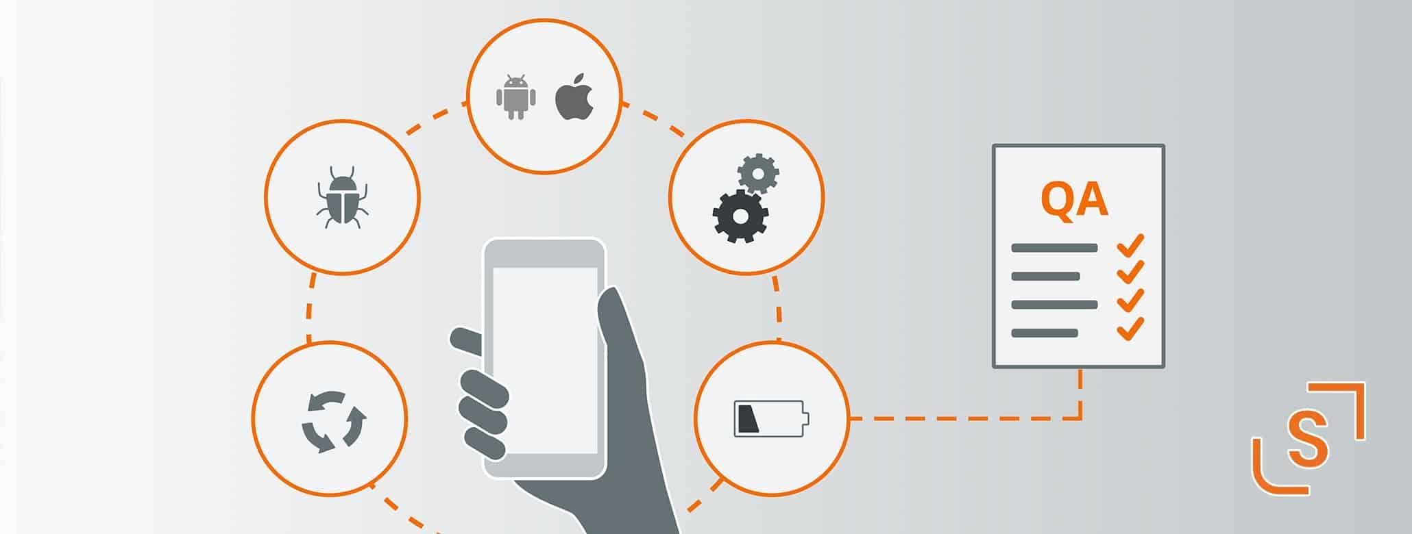 Methods for Mobile App Testing Emulating Real-World Scenarios