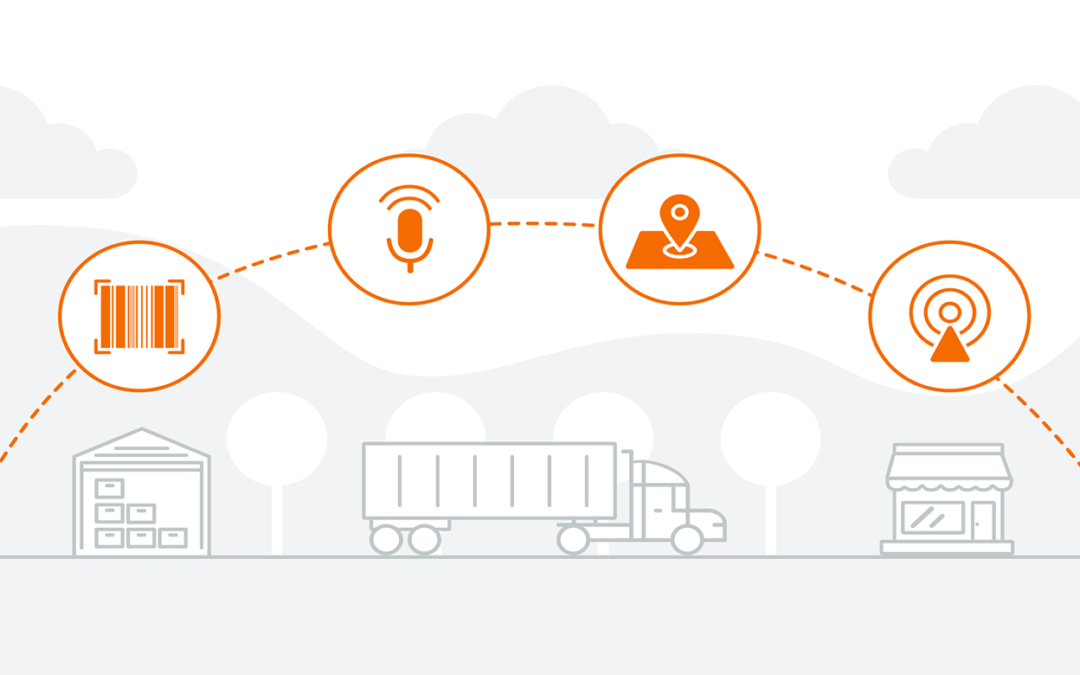4 Creative Ways Mobile can Keep Your Supply Chain on Track