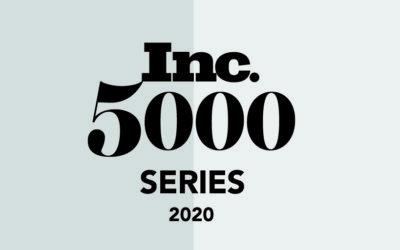 Shockoe Ranks No. 203 on the inaugural 2020 Inc. 5000 Series: D.C. Metro